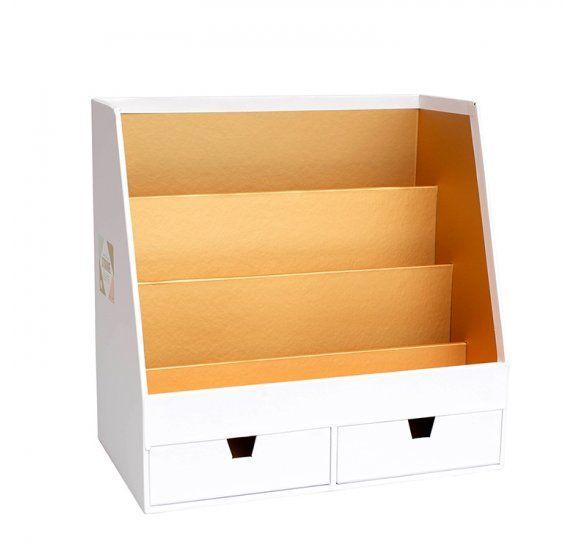 Organisateur De Bureau Crate Paper Craft Office Storage Organiseur Bureau Organisation Bureau Et Rangement Du Papier De Scrapbooking