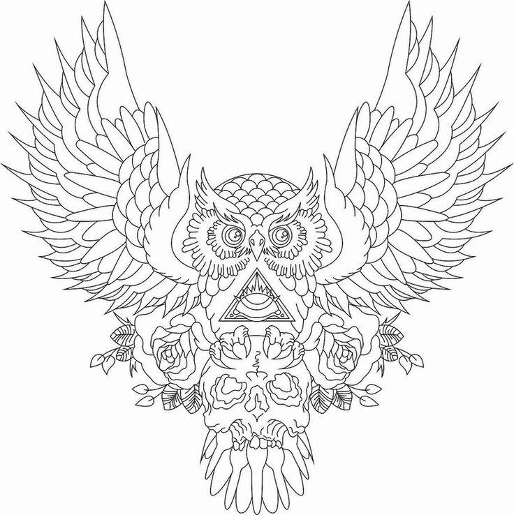 owl tattoo tattoo ideas pinterest owl tattoos tattoos and body art and tattoo ideas. Black Bedroom Furniture Sets. Home Design Ideas