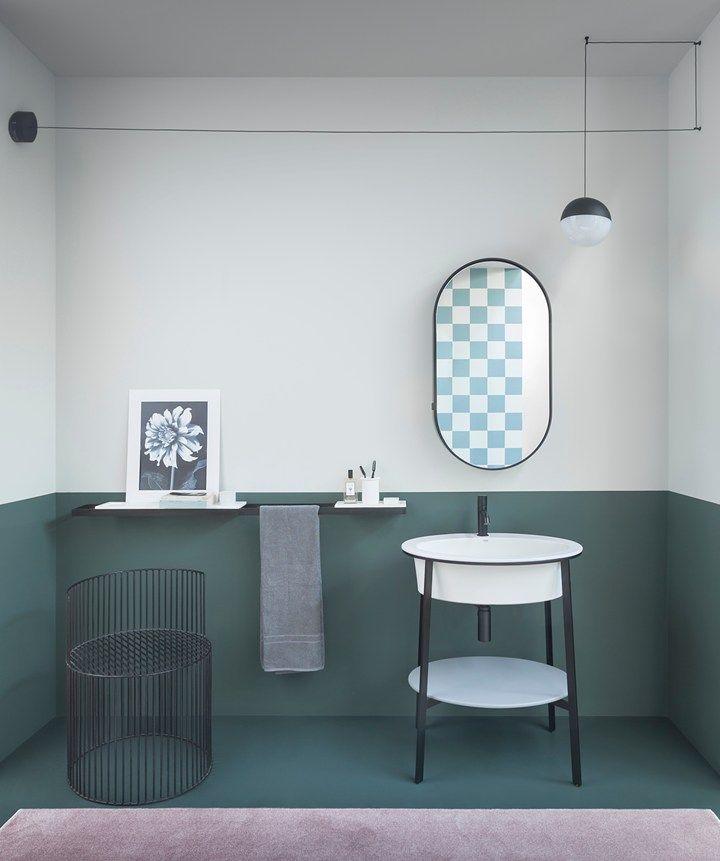 416 best salle de bain images on pinterest bathroom for Boffi salle de bain