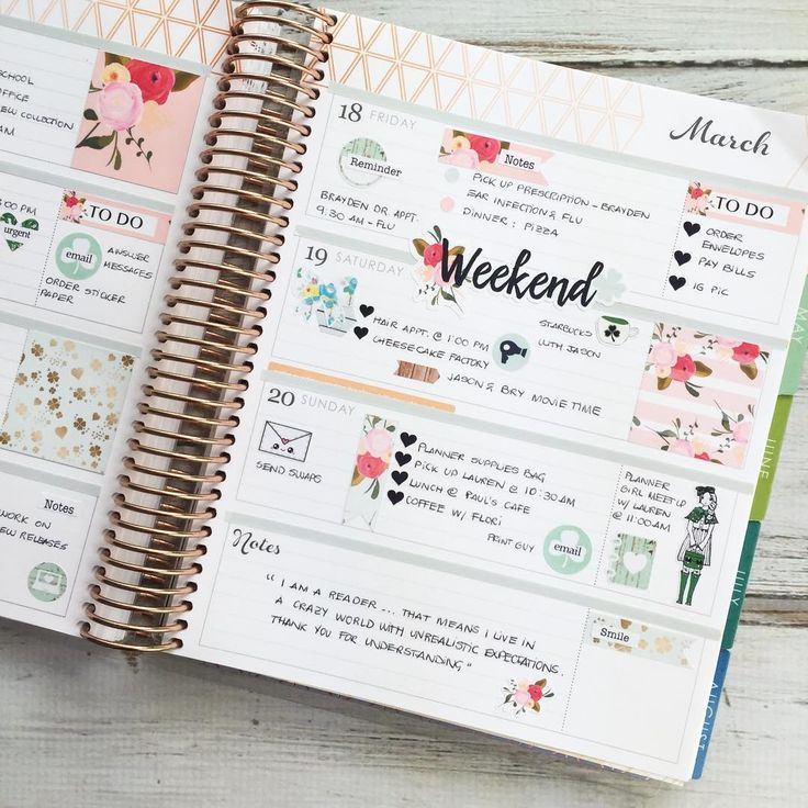 The 25 best happy planner accessories ideas on pinterest for Happy planner ideas
