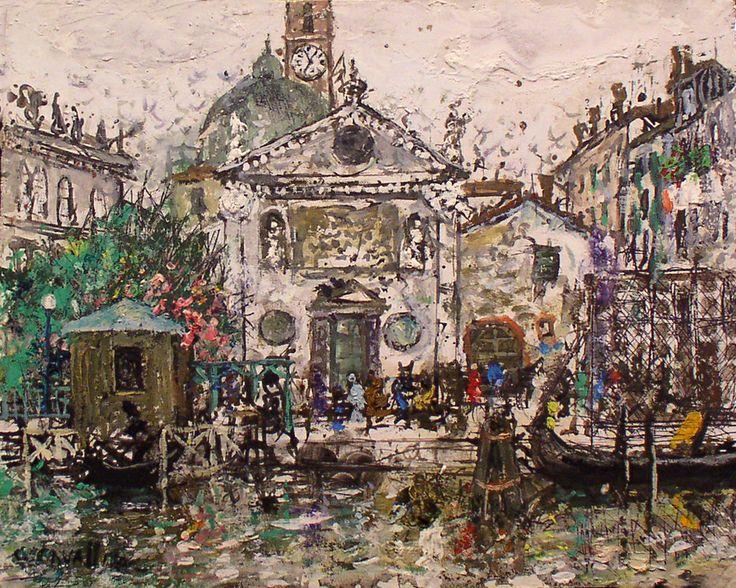 657 - Venezia - 28 x 35