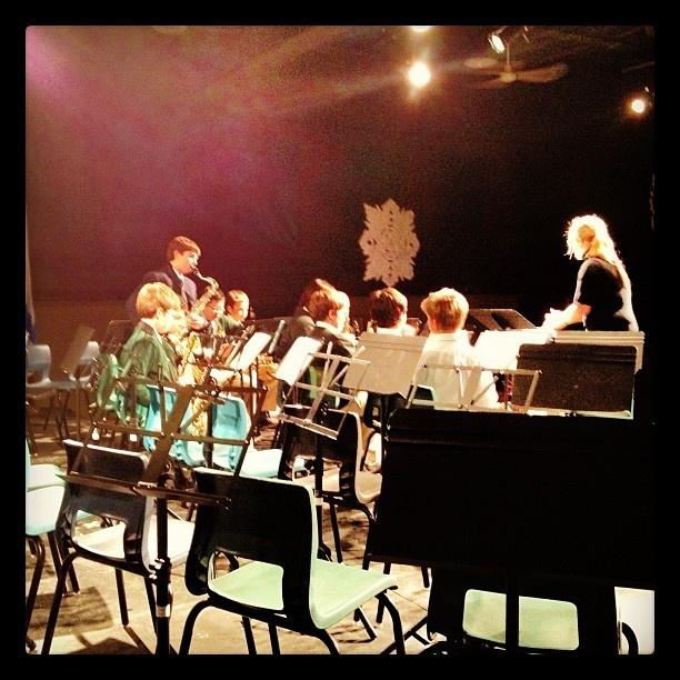 #halifaxgrammar junior jazz band - @khwturner- #webstagram