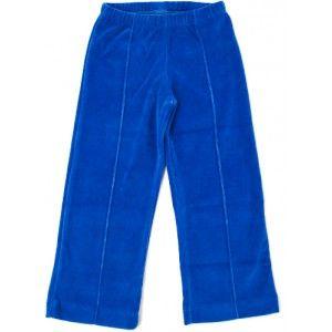 Lily-Balou velours broek Leon kobalt blauw