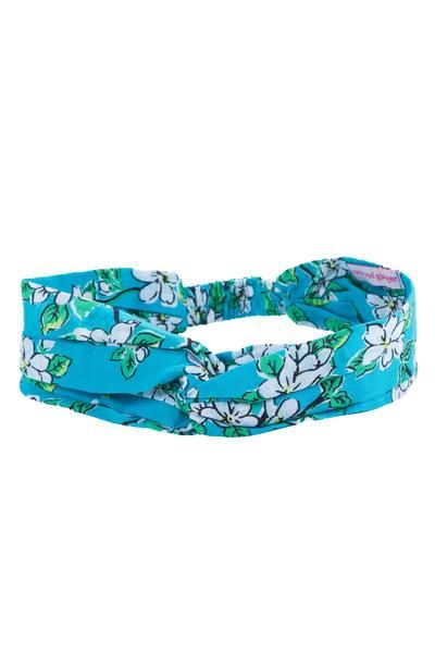 Head Band Sea Glass Almond Blossom from this seasons S17/18 Coco de Mer Collection by Coco and Ginger.