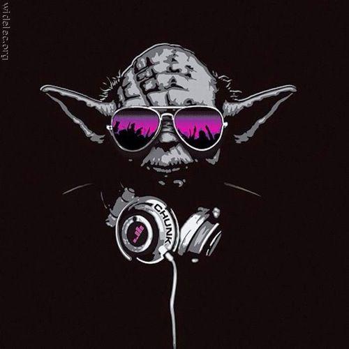 If Yoda was a DJ.