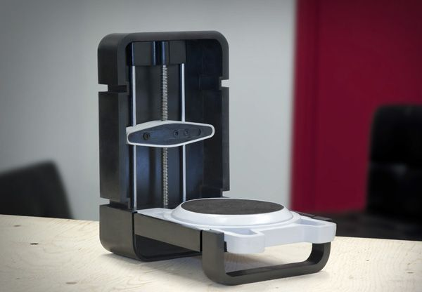 With 3D printing on the verge of becoming a household item, I think 3D scanners will definitely be necessary.