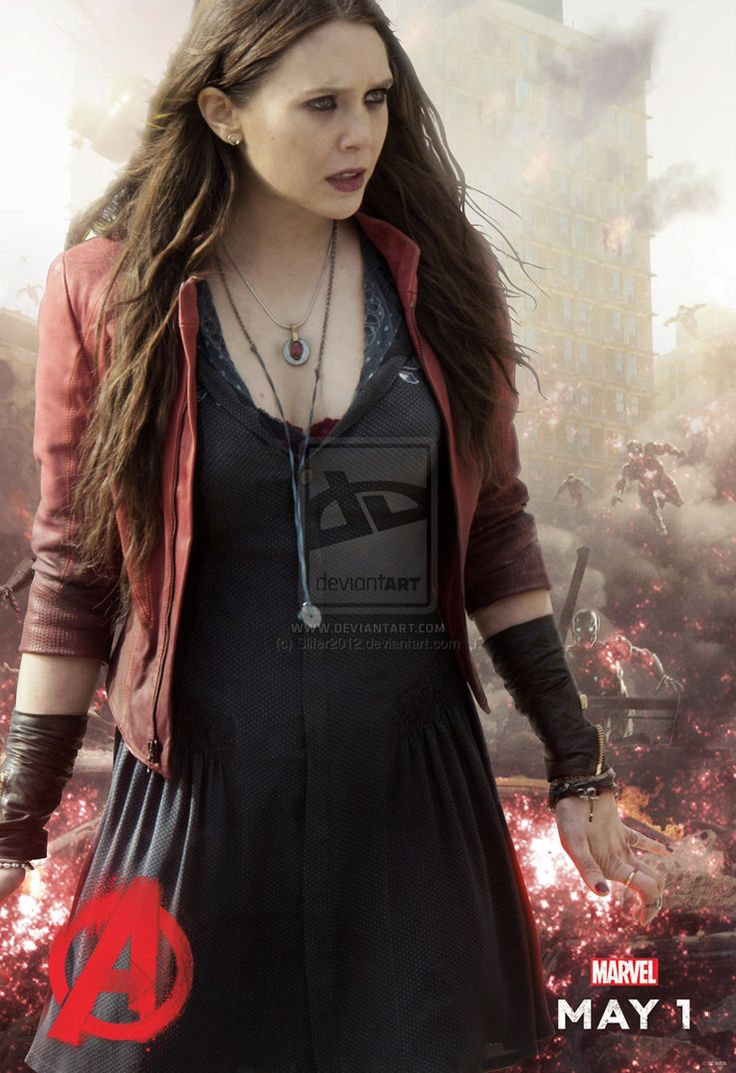 23 best Scarlet Witch Costume images on Pinterest