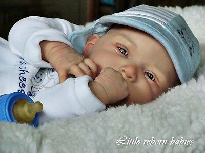 UNBELIEVABLE BABY BOY REBORN DOLL.SOLD OUT EDITION.NO RESERVE!!