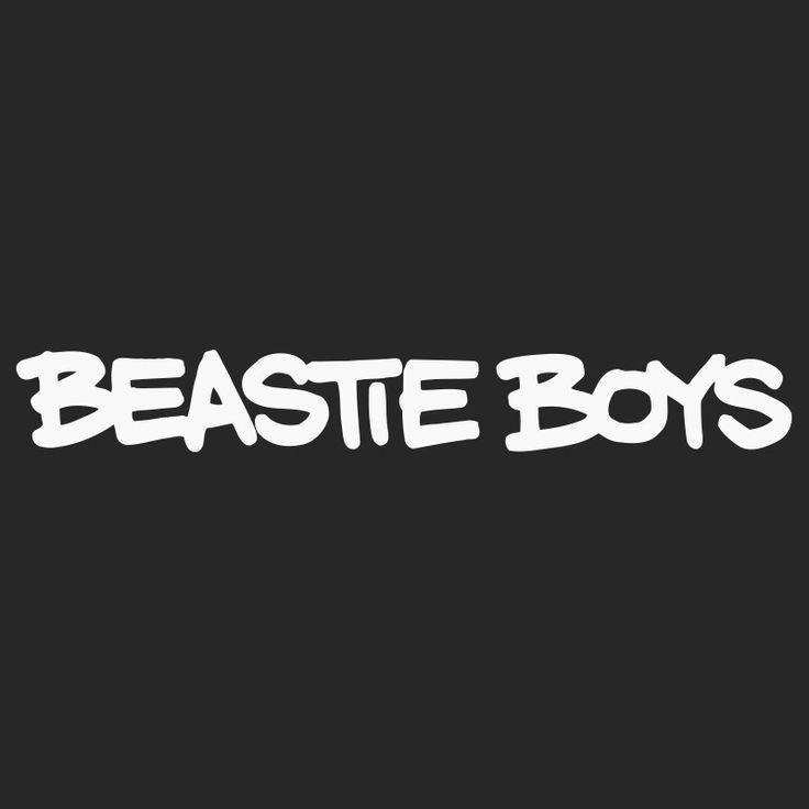 Beastie Boys Logo Graphic T Shirt