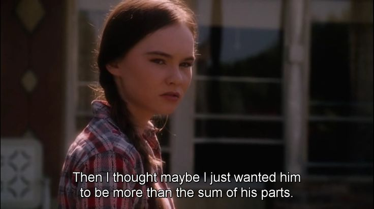 Flipped movie quote Bryce Loski Julie Baker