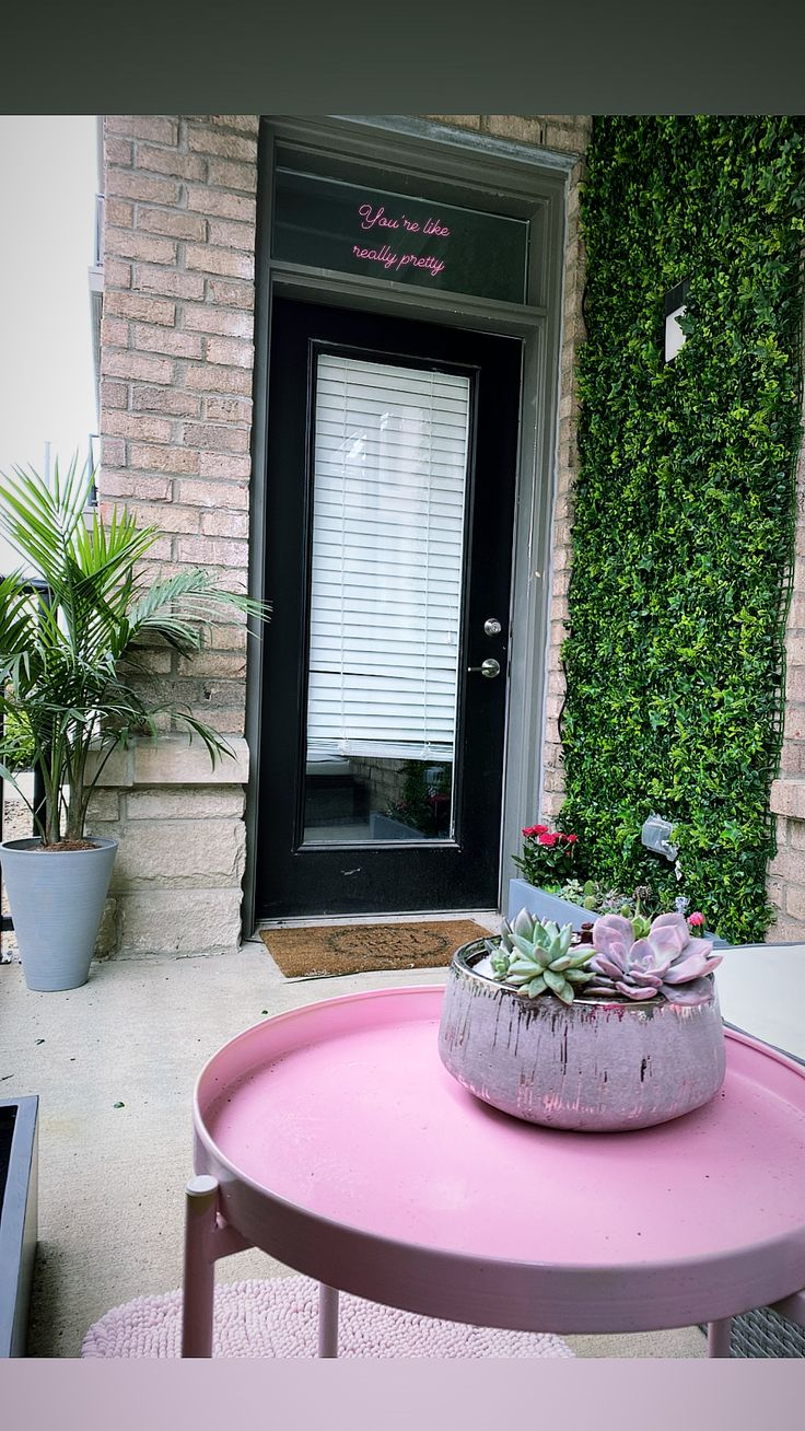 Small Patio Green Wall in 2020 | Small patio, Green wall ... on Green Wall Patio id=58820