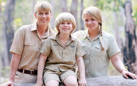 Animal Planet brings to life the legacy of Australian conservationist Steve Irwin