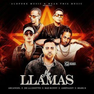 Urban-Music-Word: Arcangel Ft. De La Ghetto, Bad Bunny, Amenazzy Y M...