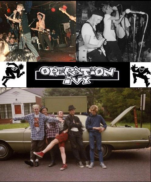 74 best Operation Ivy images on Pinterest | Operation ivy ...