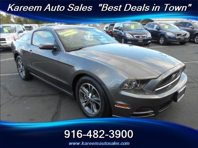 #HellaBargain 2014 Ford Mustang V6 Premium V6 Premium Kareem Auto Sale 916-482-3900 Sacramento: $15,964.00  www.hellabargain.com