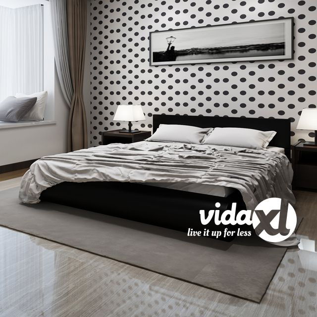 The bed is the paradise! Soft, comfortable, nice and affordable! Find the best for you with vidaXL!