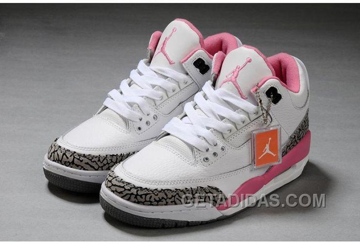 https://www.getadidas.com/authentic-air-jordan-3-white-pink-girls-size-online-xz5c3m8.html AUTHENTIC AIR JORDAN 3 WHITE PINK GIRLS SIZE ONLINE XZ5C3M8 Only $109.00 , Free Shipping!