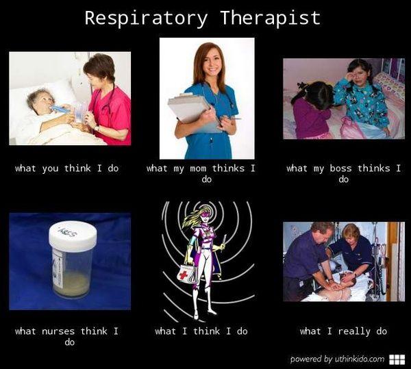 Therapist: Neonatal Respiratory Therapist
