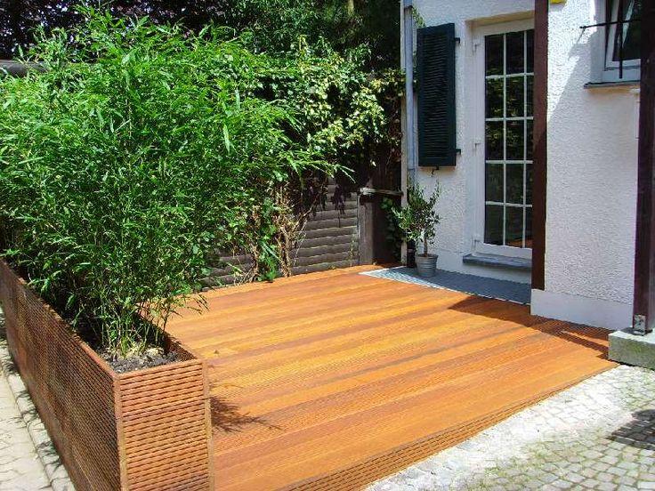 25 best ideas about terrasse holz on pinterest terasse. Black Bedroom Furniture Sets. Home Design Ideas