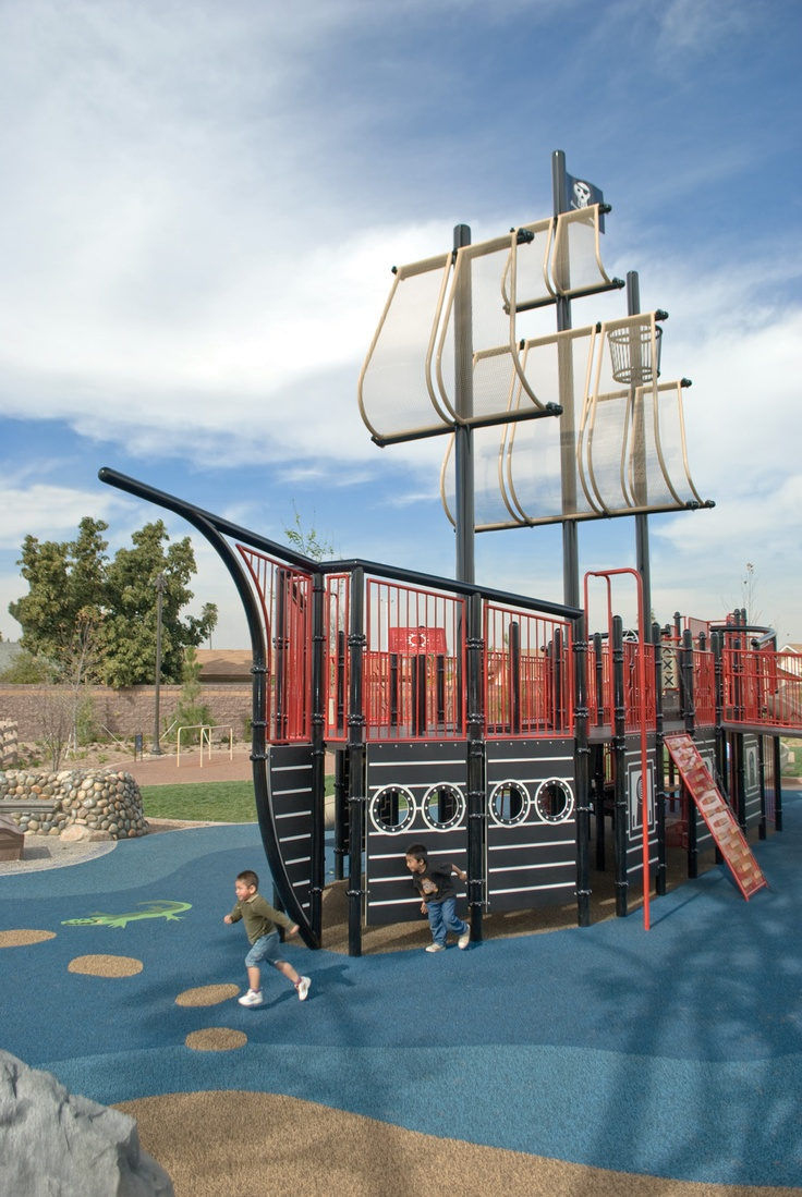 themed playground equipment pirate ship 3830 01 pl made by