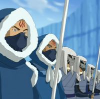 The military of the Water Tribe comprises the Northern Water Tribe's regular military, the...