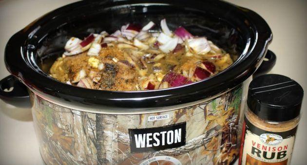 crock pot wild game recipes