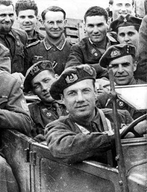 Junio Valerio Borghese 1944 - pin by Paolo Marzioli