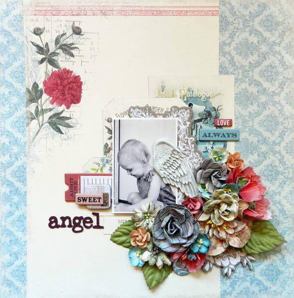 Sweet Angel by Erin Blegen