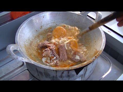 Jakarta Street Food 463 Chicken Bone&Somay Seblak Tulang&Somay Wakwaww Kang Adin BR TV 3327 - YouTube