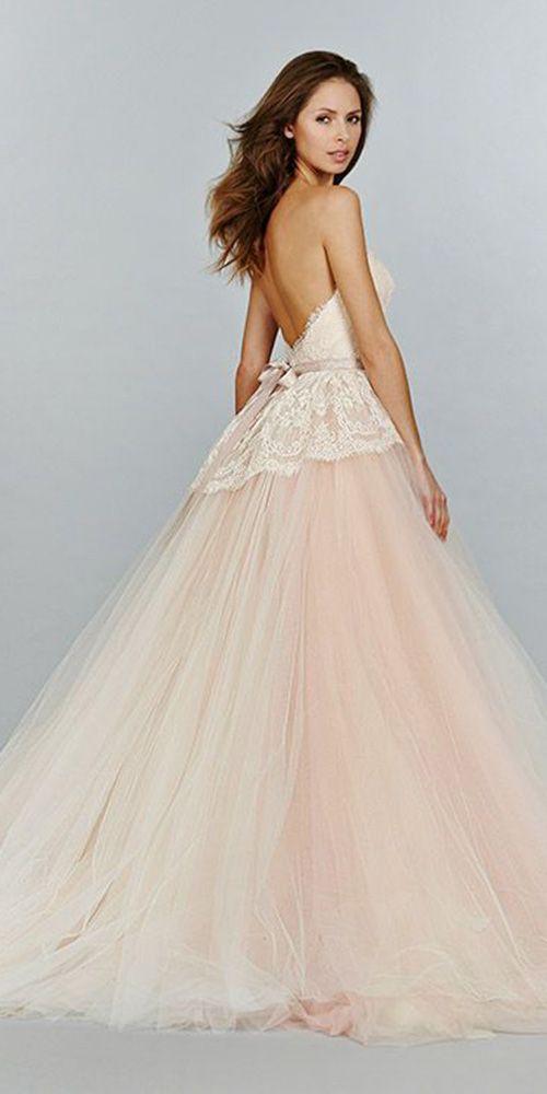 18 peach wedding dresses you must see designer tara keely