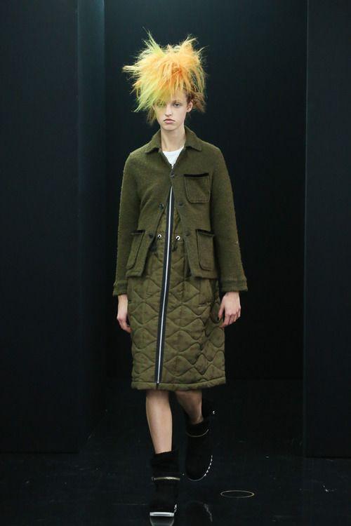 [No.46/73] tricot COMME des GARÇONS 2013~14秋冬コレクション | Fashionsnap.com