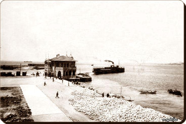Kadıköy İskelesi (1929).