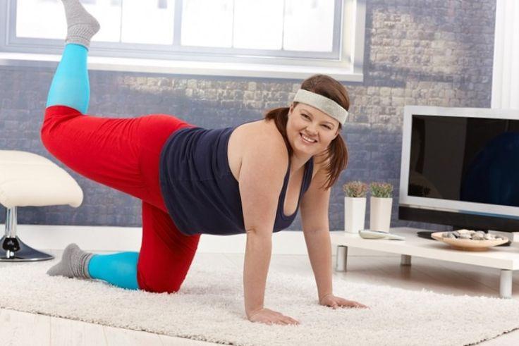 Фитнес для полных женщин - http://pluskonfetka.ru/fitnes-dlja-polnyh-zhenshhin.html #мода2017 #мода #plussize #большойразмер #дляполных