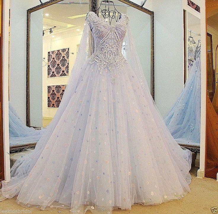 2017 Vestido De Noiva Medieval Senhor Dos Anéis Renascença Vestido Fantasia vestido de fada Azul Claro