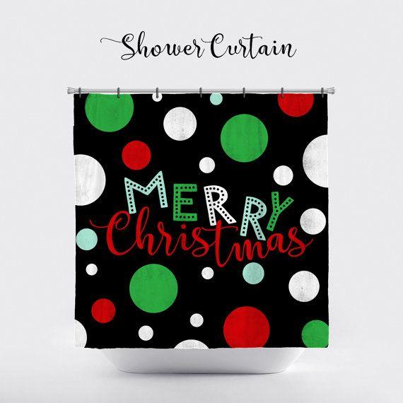 1000+ ideeën over Christmas Shower Curtains op Pinterest - Grinch