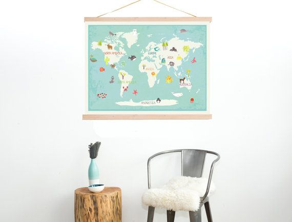 Hey, I found this really awesome Etsy listing at https://www.etsy.com/listing/239972418/our-earth-interactive-world-map-wall-art