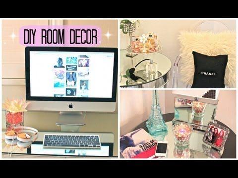 DIY Room Decor ♡Cute + Affordable♡