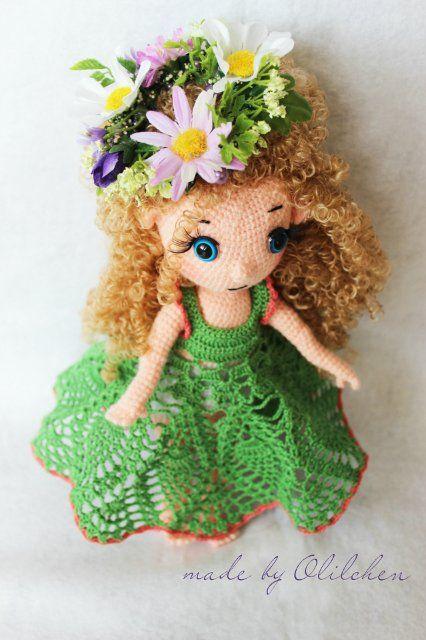 spring doll
