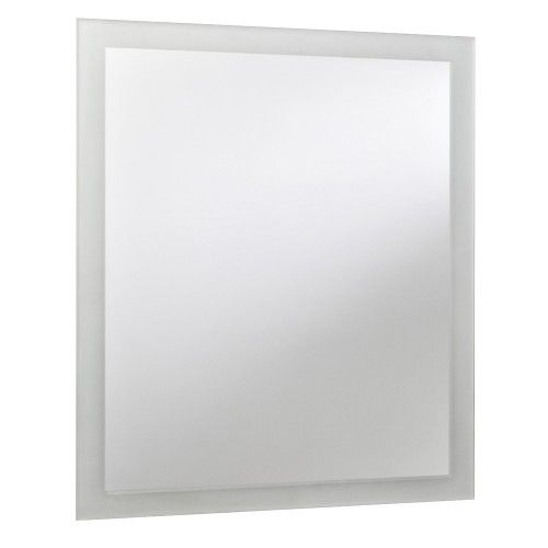 Frosted Edge Mirror 750x1000