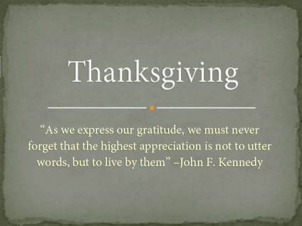 happy thanksgiving, all!