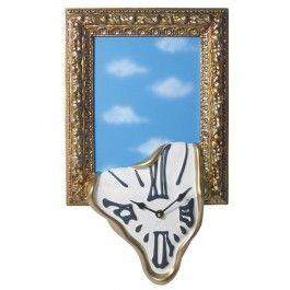 E un tablou, e oglinda, e un ceas! Ceas de perete tablou - Antartidee
