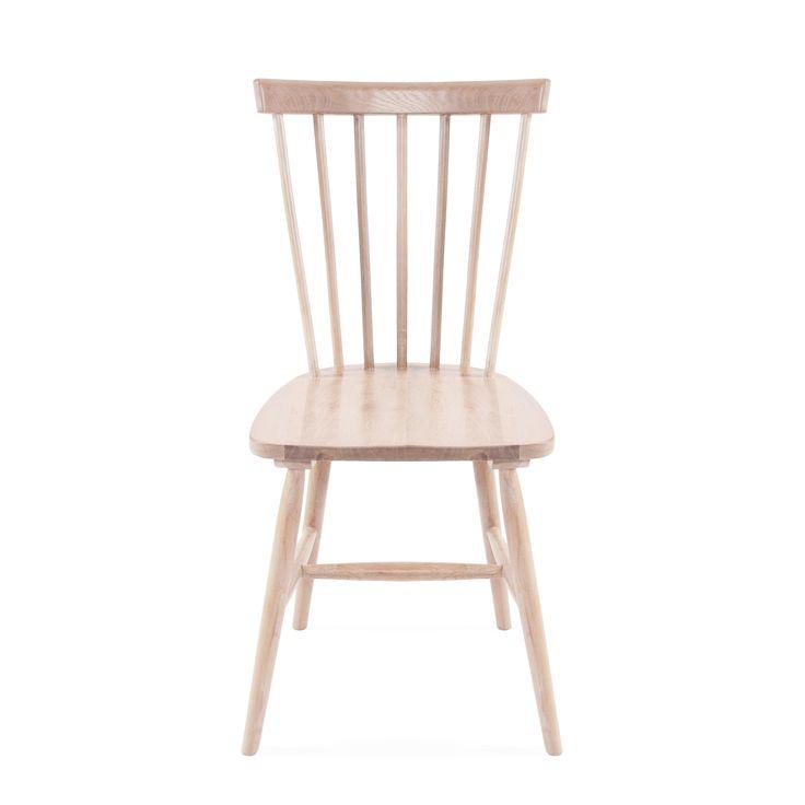 Wood pinnestol H17, eik i gruppen Møbler / Stoler / Stoler hos ROOM21.no (123568)