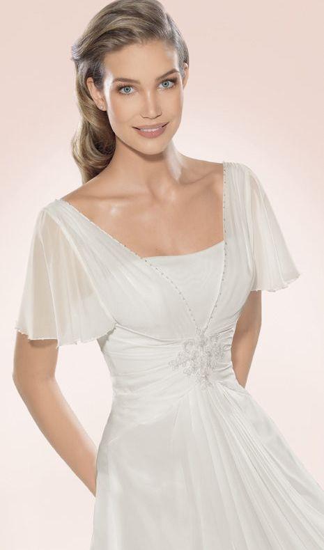 Svatební šaty Atelier Diagonal, model 2834