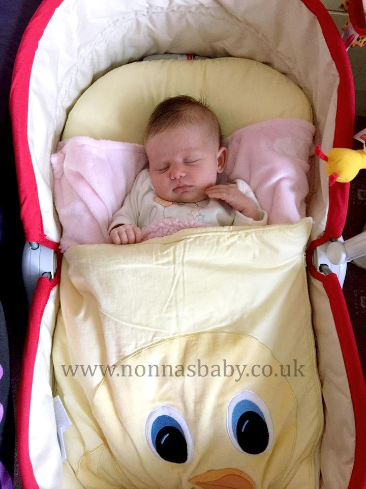 Baby Samantha Is Such A Little Cutie In Her Dainty