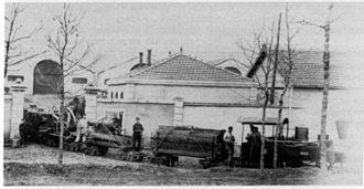 Chemin de fer militaire — Wikipédia