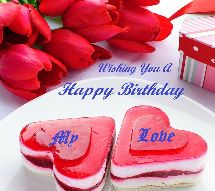 Birthday wishes for your boyfriend.