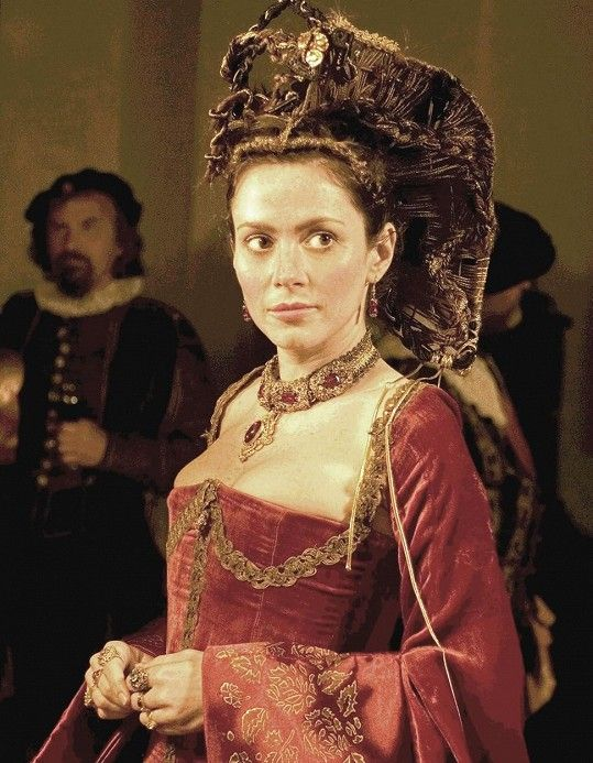 Anna Friel jako krvelačná Alžběta Bathory