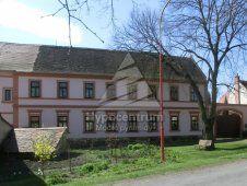 Prodej, rodinný dům, 2840  m², Opočno - okres Louny