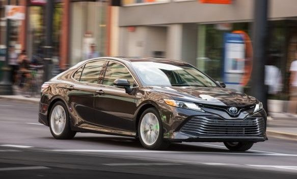 2019 Toyota Camry Photos And Info News Car Driver It S No Stretch To Think Of That The Team Producing 2018