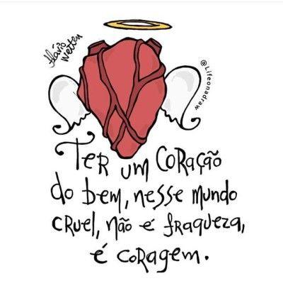 <p></p><p>Ter um coração do bem, nesse mundo cruel, não é…
